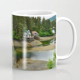 Seldovia Slough - Alaska Coffee Mug