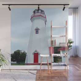 Campbelton Lighthouse Wall Mural