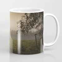heroes Mugs featuring Even heroes cry sometimes by HappyMelvin