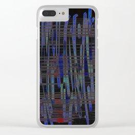 Flexuous 106 Clear iPhone Case