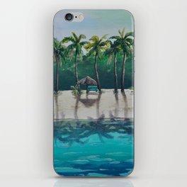 Honeymoon Beach iPhone Skin