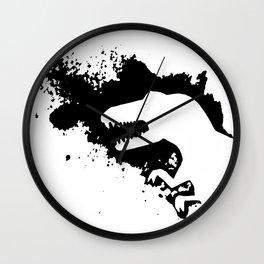 T-Rex Splash Wall Clock