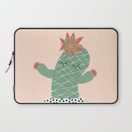 Mrs Succulent Laptop Sleeve