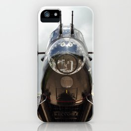 Face Front iPhone Case