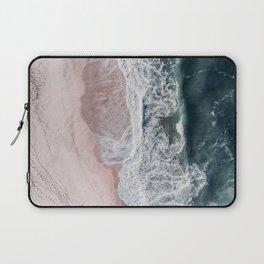 Crashing waves Laptop Sleeve