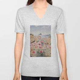 Washed Out Unisex V-Neck