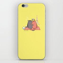 Selfie kitties iPhone Skin