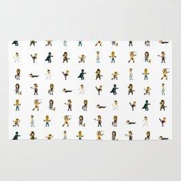 [BadAss Action Heroes] Rug