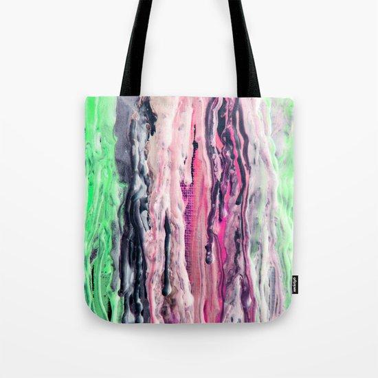 Wax #2 Tote Bag