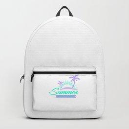 Summer Never Ends pt Backpack