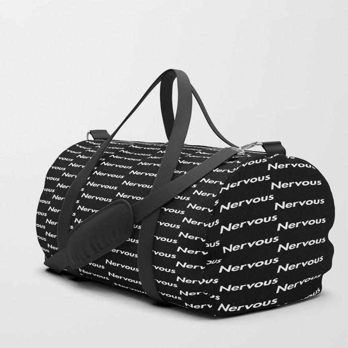 Nervous Duffle Bag