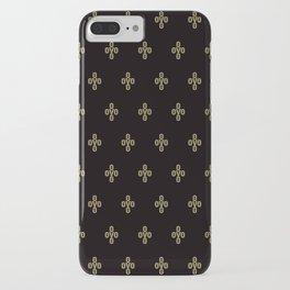 Pom Pom - Black iPhone Case