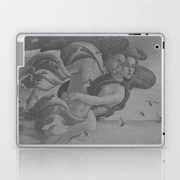 Black White Angels Laptop & iPad Skin