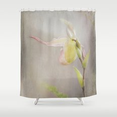 Whispering Lady Shower Curtain