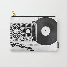 Rock 80's Carry-All Pouch
