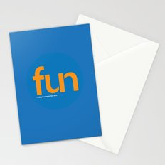 Fun: Friday's Unexpected Nuts Stationery Cards