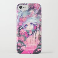 barachan iPhone & iPod Cases featuring boundless by barachan