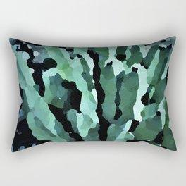 desert anenome Rectangular Pillow