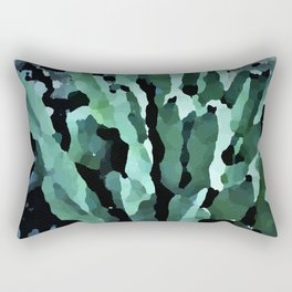 desert anenome Rectangular Pillow
