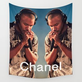 See Both Sides Wall Tapestry