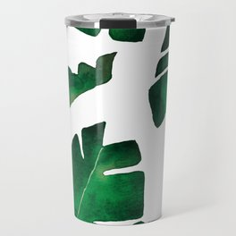 Banana leafs Travel Mug