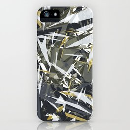 loud crystal iPhone Case