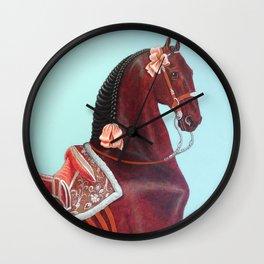 Johann Wall Clock