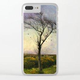 survivor Clear iPhone Case