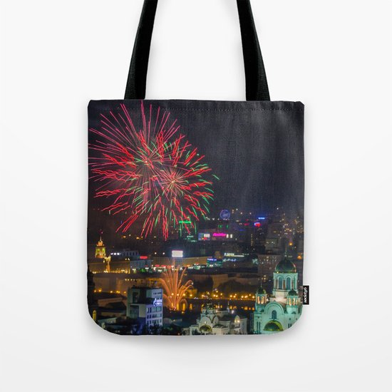 Firework collection 2 Tote Bag