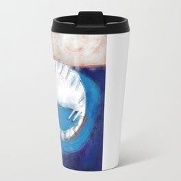FRINGED RUG Travel Mug