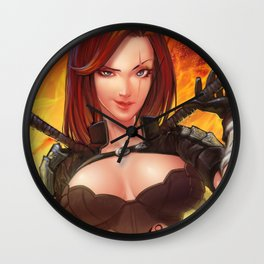 Katarina Wall Clock