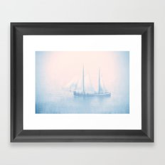 sail III Framed Art Print