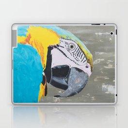 Oscar the Macaw Parrot Laptop & iPad Skin