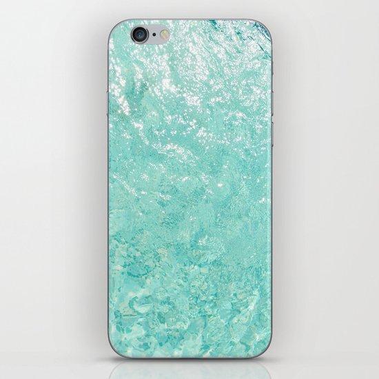 Pool Floor iPhone Skin