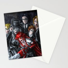 Haunted House Reapers Stationery Cards