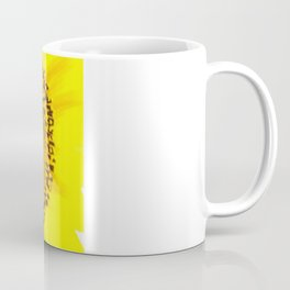 sunflower photograph Coffee Mug