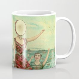 Neutral Milk Hotel – In the Aeroplane Over the Sea Coffee Mug