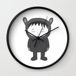 ghostboy Wall Clock