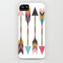 Bohemian Arrows iPhone Case