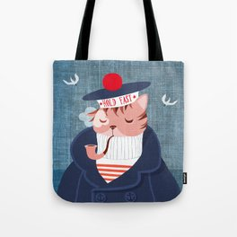 hold fast Tote Bag