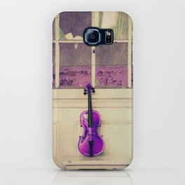 violin III iPhone Case