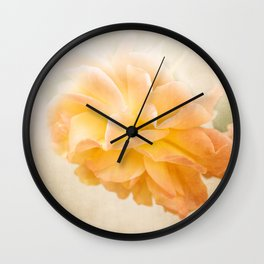 Roses forever Wall Clock