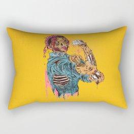 A Rosie Life Rectangular Pillow
