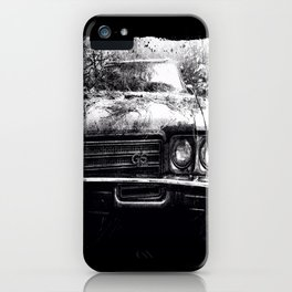 classic buick gs iPhone Case