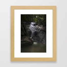 Into The Jungle Framed Art Print