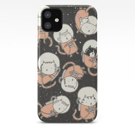 Cat-Stronauts iPhone Case