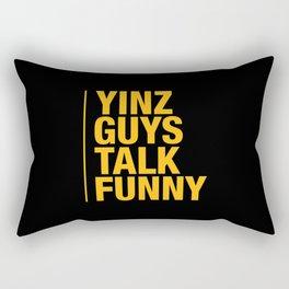Yinz Guys Rectangular Pillow