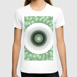A Touch of the Green Eye T-shirt