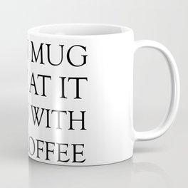 DAMN COFFEE Coffee Mug