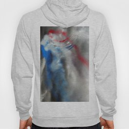 Watercolors on the sky Hoody